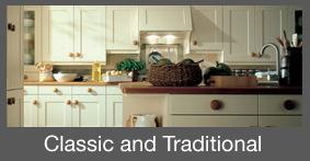 Classic and Traditional Kitchens