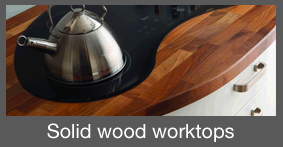 Solid Wood Kitchen Surfaces
