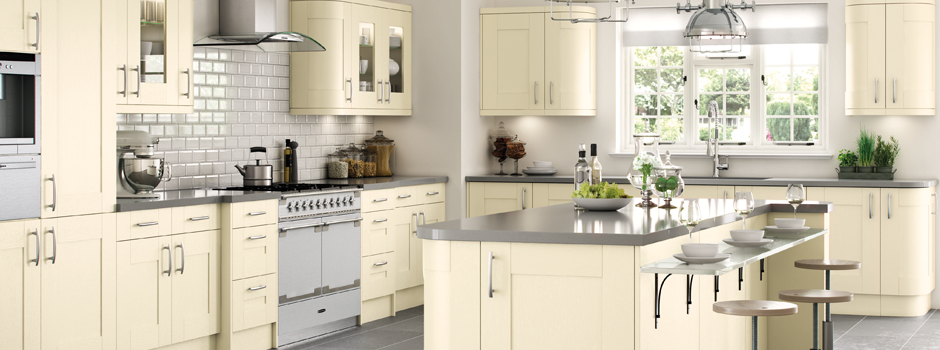 Kitchen Classic - Cartmel Ivory