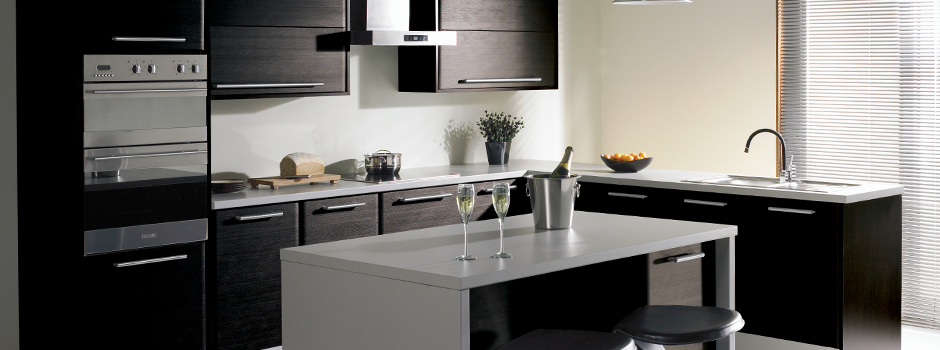 Kitchen Modern - Madison Wenge