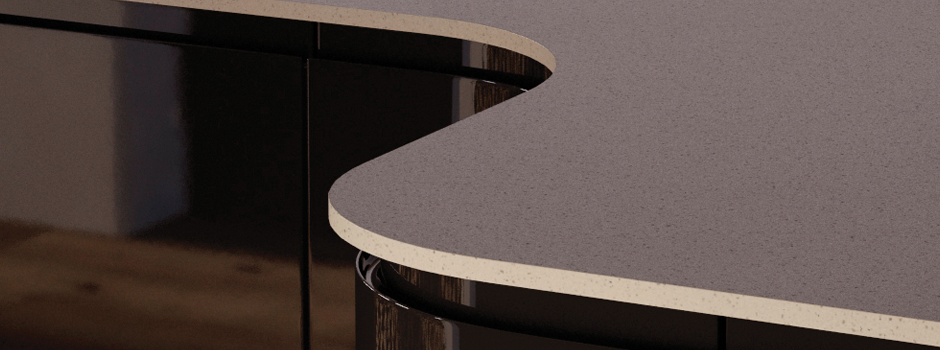 Worktops Curved